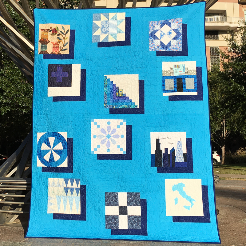 "<center><a target=""_blank"" href=""https://auribuzz.wordpress.com/2017/02/26/sew-many-colors-pattern-launch-contest-giveaway/"">Tribute Quilt Setting by Kate Brennan</a></center>"