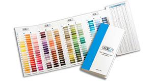 cotton colour chart - Aurifil Thread Color Chart