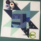 """</p> <p><center><a href=""""https://auribuzz.wordpress.com/2016/03/15/aurifil-2016-march-designer-of-the-month-christa-watson/ """" target=""""_blank"""">Christa Watson</a></center>"""