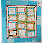"</p> <p><center><a href=""http://auribuzz.wordpress.com/2013/01/23/2012-designer-of-the-month-block-setting-pattern/"" target=""_blank"">2012 Quilt Setting</a></center>"
