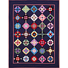 "</p> <p><center><a href=""http://auribuzz.wordpress.com/2011/05/05/may-aurifil-designer-of-the-month-kaye-england/"" target=""_blank"">Kaye England</a></center>"