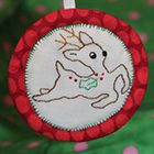 "</p> <p><center><a href=""http://www.bumblebeansinc.blogspot.it/2012/11/aurifil-ornament-blog-hop.html"" target=""_blank"">Victoria Findlay Wolfe</a></center>"