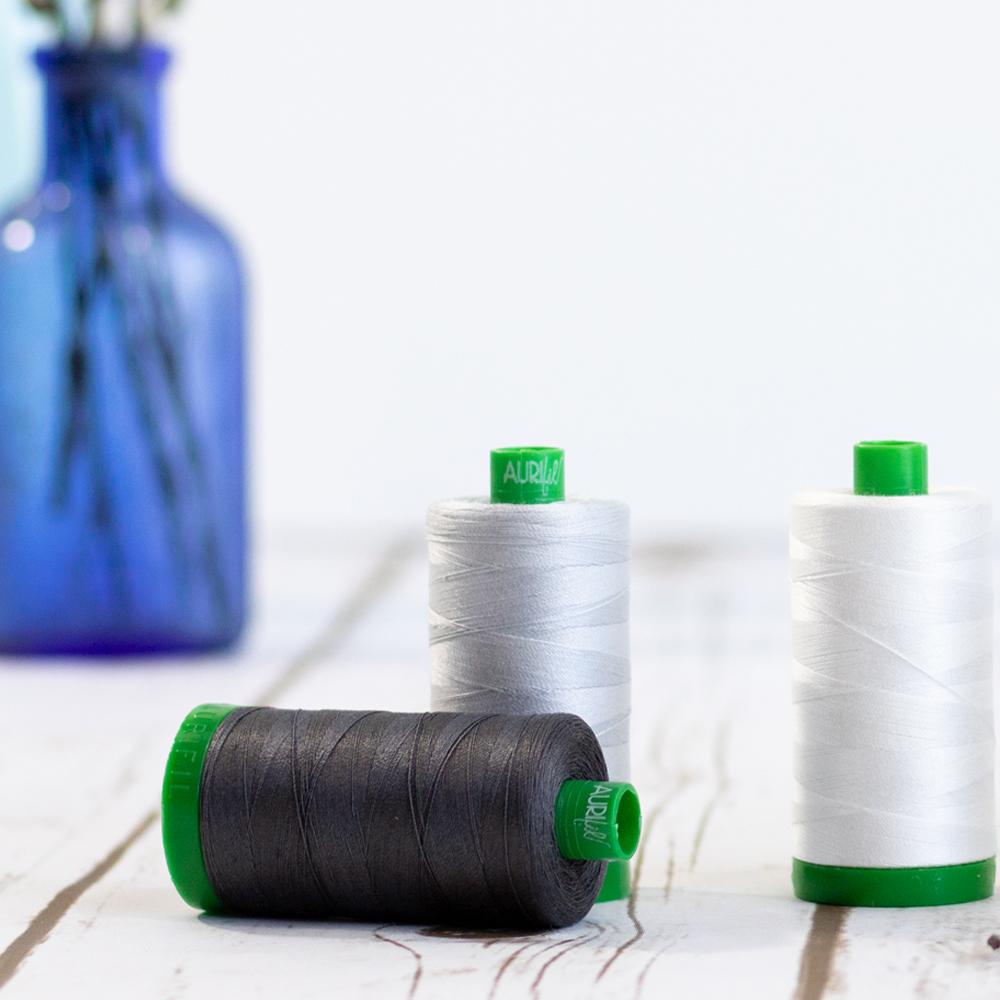 Aurifil Cotton 40wt – Aurifil