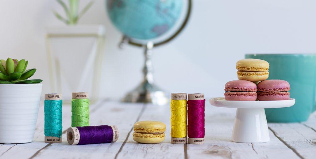 Aurifil – The Italian Cotton Makers