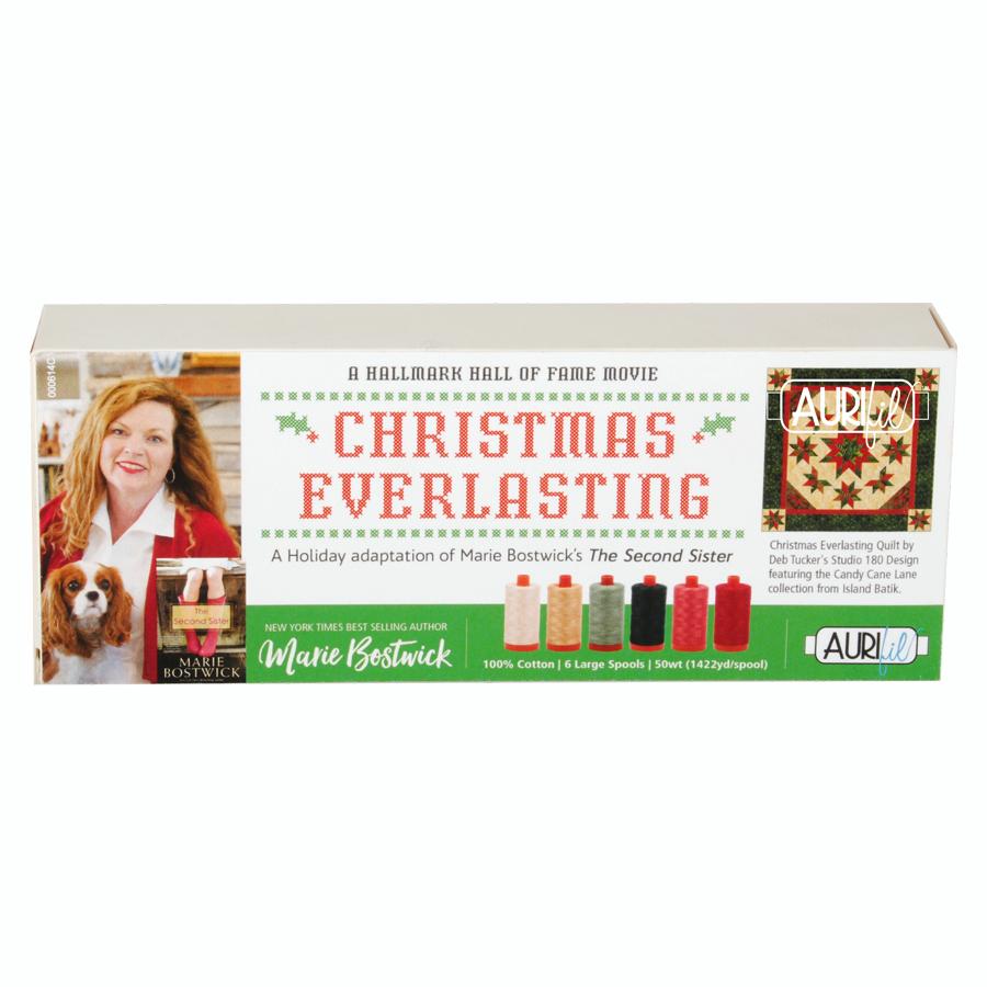 Christmas Everlasting.Christmas Everlasting Aurifil
