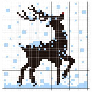 """<center><a target=""""_blank"""" href=""""https://www.aurifil.com/wp-content/uploads/2019/07/7.08-Snowy-reindeer.pdf"""">Day 8 - Snowy Reindeer</a></center>"""